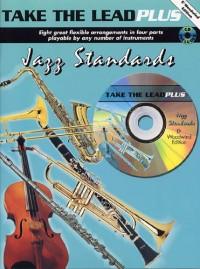 Take The Lead Plus: Jazz Standards (E Flat Woodwind Edition)