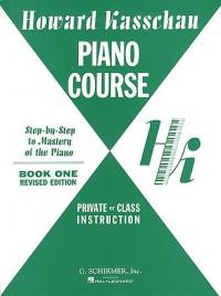 Howard Kasschau: Piano Course - Book 1
