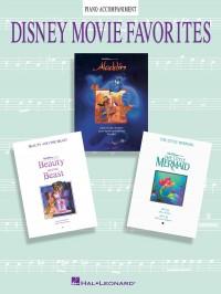 Disney Movie Favorites Instrumental Solo Piano Accompaniment