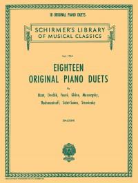 Eighteen Original Piano Duets