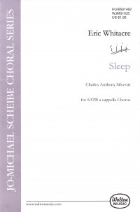Eric Whitacre: Sleep