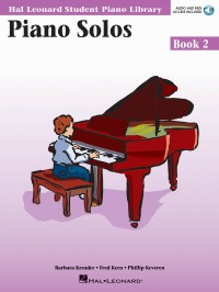 Piano Solos Book 2 Presto Sheet Music