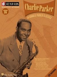 Jazz Play Along: Volume 26 - Charlie Parker
