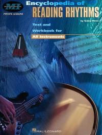 Gary Hess: Encyclopedia of Reading Rhythms