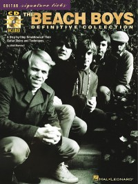 The Beach Boys Definitive Collection: Guitar Signature Licks