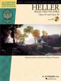Stephen Heller: Selected Studies Op.45 And Op.46