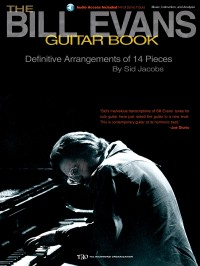 Sid Jacobs: The Bill Evans Guitar Book