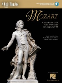 Music Minus One - W.A. Mozart: Concerto No.23 In A KV488