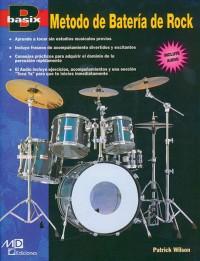 Basix: Rock Drum Method (Metodo de Batería de Rock)