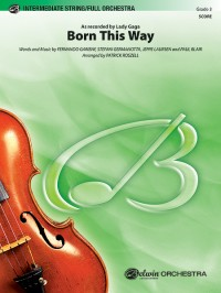 Paul Blair/Fernando Garibay/Stefani Germanotta/Jeppe Laursen: Born This Way