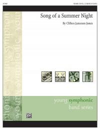 Clifton Jameson Jones: Song of a Summer Night