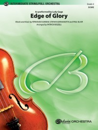Paul Blair/Fernando Garibay/Stefani Germanotta: Edge of Glory