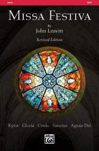 John Leavitt: Missa Festiva SATB