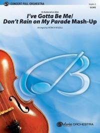 Barbara Streisand/Barbra Streisand: I've Gotta Be Me / Don't Rain on My Parade Mash-Up