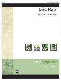 Clifton Jameson Jones: Rondo Picoso