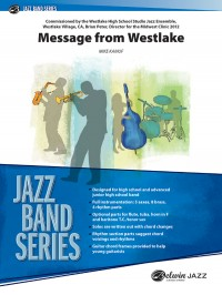Mike Kamuf: Message From Westlake