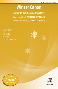 Thomas Tallis: Winter Canon 2-Part
