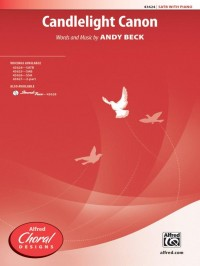 Andy Beck: Candlelight Canon SATB