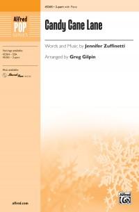 Jennifer Zuffinetti: Candy Cane Lane 2-Part