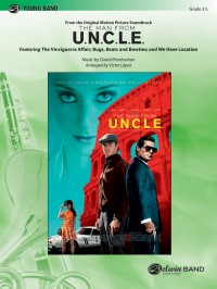 Daniel Pemberton: The Man from U.N.C.L.E. (from the Original Motion Picture Soundtrack)