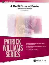 Patrick Williams: A Hefti Dose of Basie