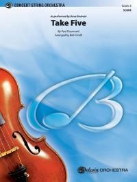 Paul Desmond: Take Five