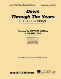 Clifford Jordan: Down Through the Years