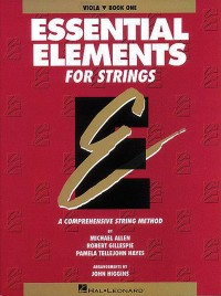 Essential Elements for Strings Book 1 Viola