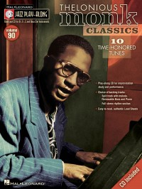Jazz Play-Along Volume 90: Thelonious Monk Classics