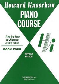 Howard Kasschau: Piano Course - Book 4