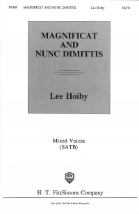 Lee Hoiby: Magnificat and Nunc Dimittis