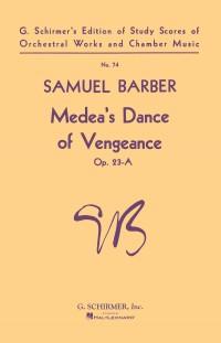Samuel Barber: Medea's Dance Of Vengeance Op.23a (Orchestral Study Score)