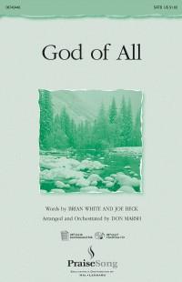 Brian White_Joe Beck: God of All
