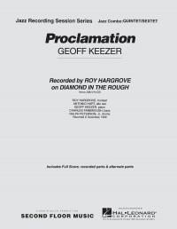 Geoff Keezer: Proclamation