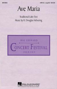 R. Douglas Helvering: Ave Maria