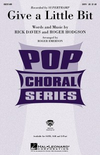 Rick Davies_Roger Hodgson: Give a Little Bit