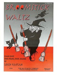 Leigh Kaplan: Broomstick Waltz