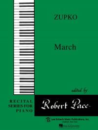 Mischa Zupko: March