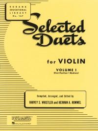 Selected Duets Violin Vol1