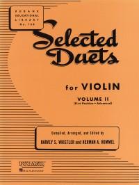 Selected Duets Violin Vol2