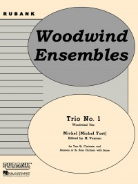 Michel Yost: Trio No. 1