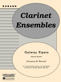 Clarence Hurrell: Galway Pipers