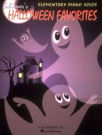 Schirmer's Halloween Favorites