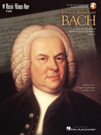 Music Minus One - J.S. Bach: Concerto In D Minor BWV1052