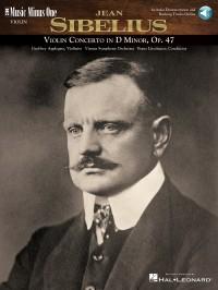 Music Minus One - Jean Sibelius: Violin Concerto In D Minor Op.47
