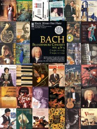 Music Minus One - J.S. Bach: Brandenburg Concerti Nos.4 In G And 5 In D