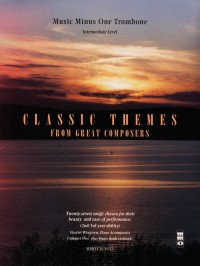 Music Minus One - 'Classic Themes' Student Editions - 27 Easy Songs (2nd-3rd year)