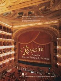 Music Minus One - Gioacchino Rossini: Opera Arias For Mezzo-Soprano And Orchestra
