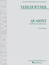 Yehudi Wyner: Quartet