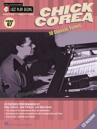 Jazz Play Along: Volume 67 - Chick Corea